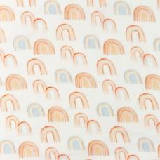 Organic Hydrophilic Cotton color clouds light